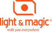 Light & Magic Logo